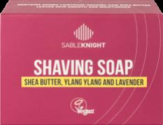 Shea Butter, Ylang Ylang Shaving Soap