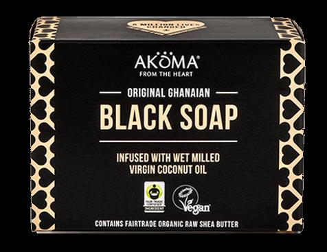 Black Soap (Ghanaian) 145g